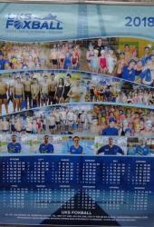 Kalendarz na rok 2018 w sprzedaży